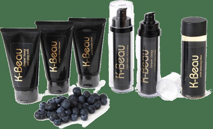 K-Beau natuurlijke huidverzorgingsproducten